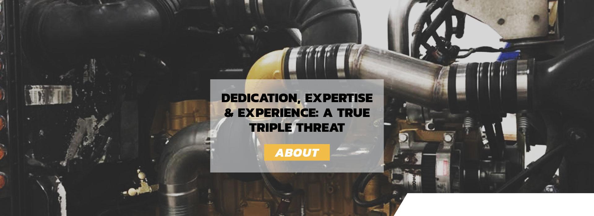 Triple Threat Diesel - Grande Prairie